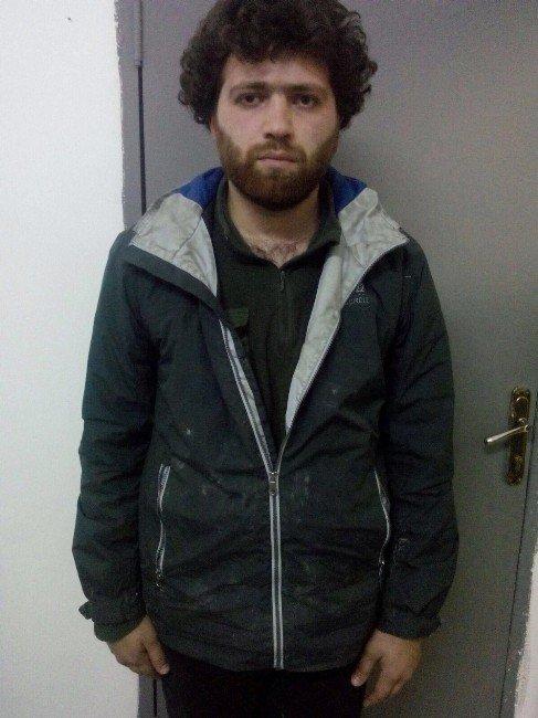 Suriye Sınırında Terör Örgütü El Nusra Üyesi 2 Kişi Yakalandı