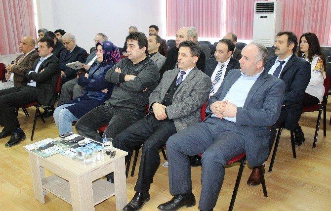 Tekkeköy Mem Yeni Avrupa Birliği Projesini Anlattı