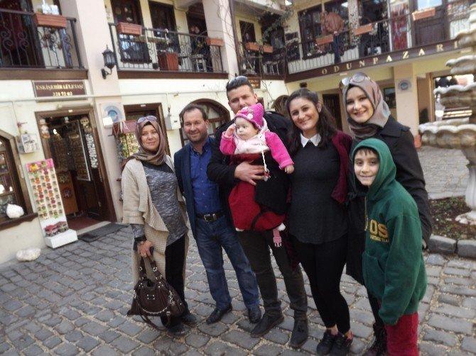 Eskişehir'in En Minik Yerli Turisti