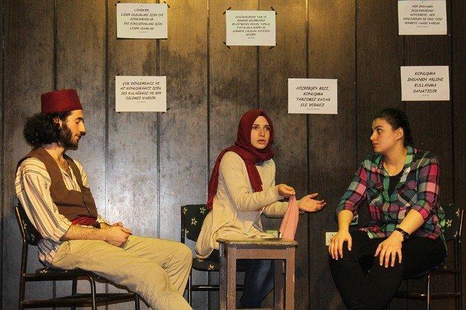 Şehir Tiyatrosu Yeni Yetenekleri Bekliyor