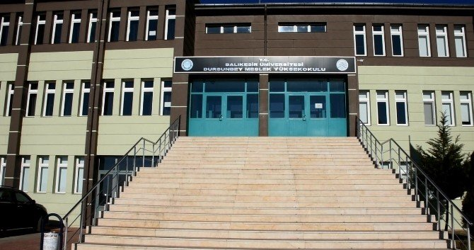 Dursunbey'de Ormancılık Bölümü Açılıyor