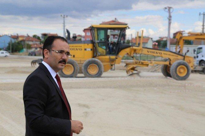 Uşak Belediyesi Araç Parkurunu Büyütmeye Devam Ediyor