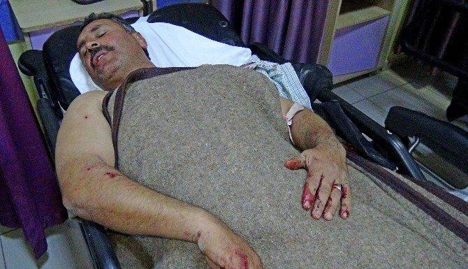 Kuzenlerin Kavgası Kanlı Bitti: 2 Yaralı