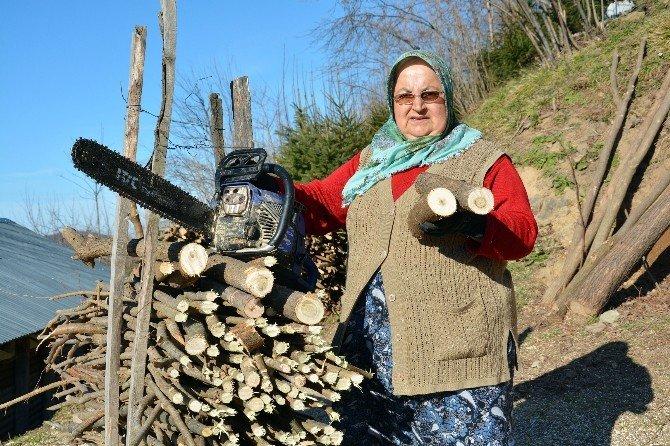 İşte Karadeniz Kadını