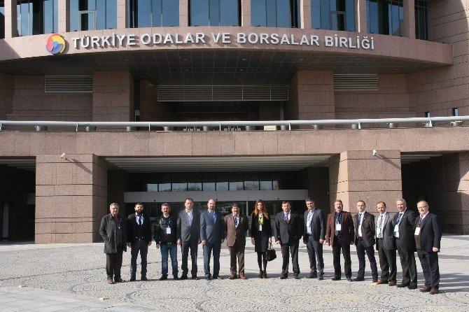 Yozgat TSO Akreditasyon Sertifikasını Yeniledi