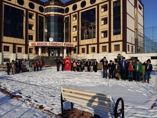 Çağlayan Gençlik Merkezi Kayseri'de Yatılı Kamp Düzenlendi