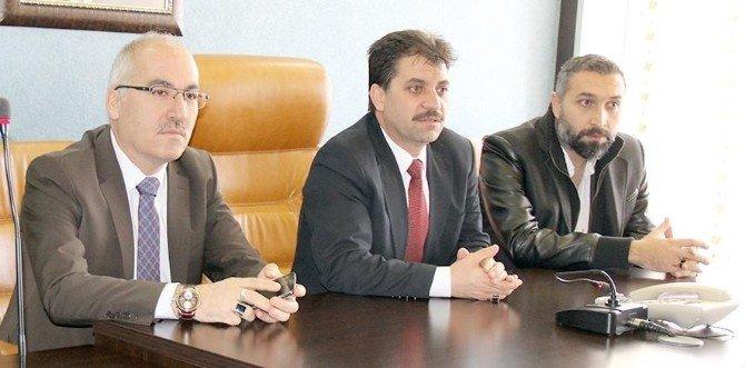Yozgat'ta KOSGEB Destekli Girişimcilik Eğitimi Alan Kursiyerler Sertifikalarını Aldı