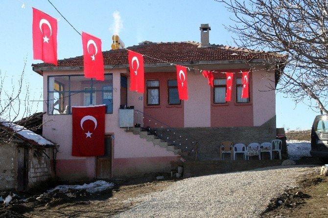 Yozgat'ta Şehit Eşlerinin Dayanışması