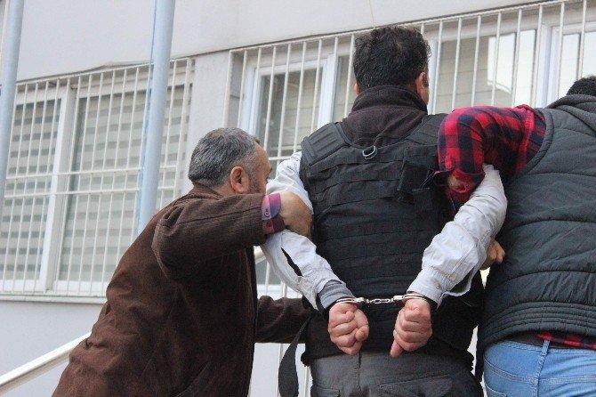 Polis Sabancı Suikastının Zanlısını Çelik Yelekle Götürdü