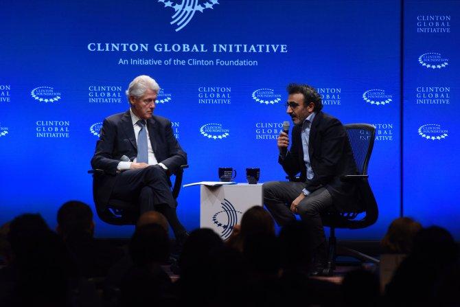 Clinton'dan Türkiye'ye mülteci övgüsü