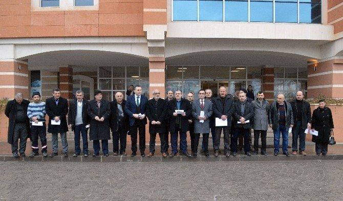 AK Parti Kastamonu Merkez İlçe Teşkilatı'ndan Kılıçdaroğlu Hakkında Suç Duyurusu