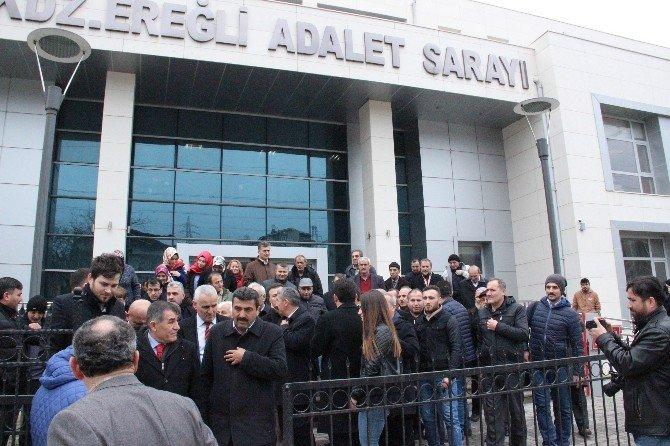 AK Partililerden, Kılıçdaroğlu Hakkında Savcılığa Suç Duyurusu