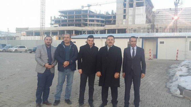 """AK Parti Yozgat Milletvekili Ertuğrul Soysal """"Yozgat Sağlık Üssü Olacak"""""""