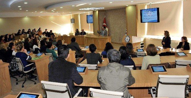 Aydın Sağlık Yüksekokulu Akademik Kurulu Toplandı