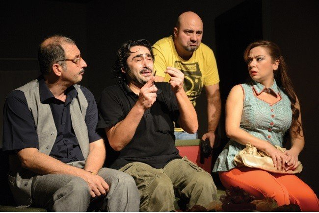 """""""Kuaförde Bir Gün"""" Zonguldak'ta Sahne Alacak"""