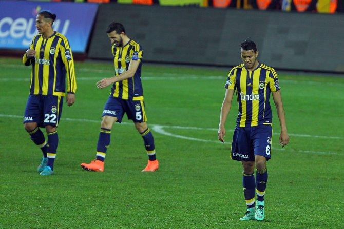 Antalyaspor: 4 - Fenerbahçe: 2
