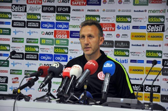Pereira: Mağlubiyeti hak ettik