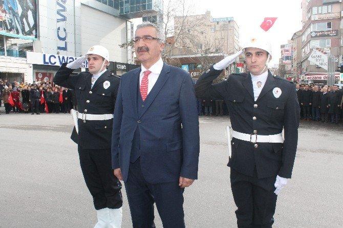 Atatürk'ün Niğde'ye Gelişinin 82. Yılı Törenlerle Kutlandı
