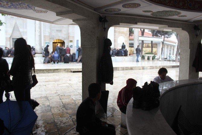 Aydın'da Sevindiren Yağış