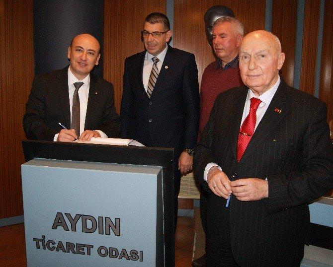 Ayto'dan Bosna Hersek'e Dış Ticaret Hamlesi