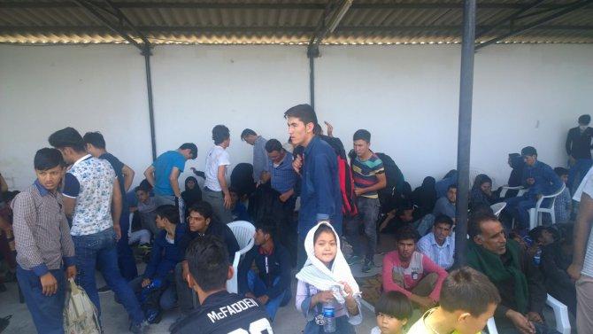 Balıkesir'de bir ayda bin 777 kaçak göçmen yakalandı