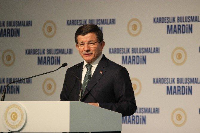 Başbakan Davutoğlu Mardin'de (2)