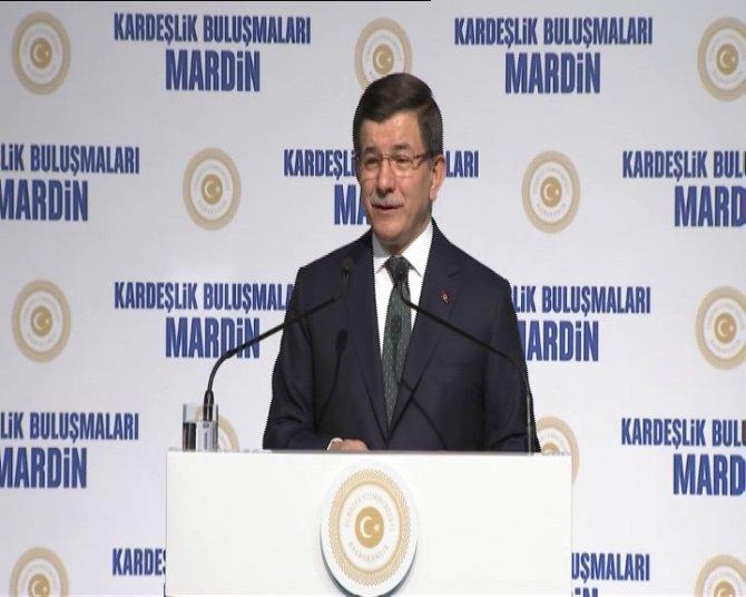 Başbakan Davutoğlu, Terörle Mücadele Eylem Planı'nı açıklıyor