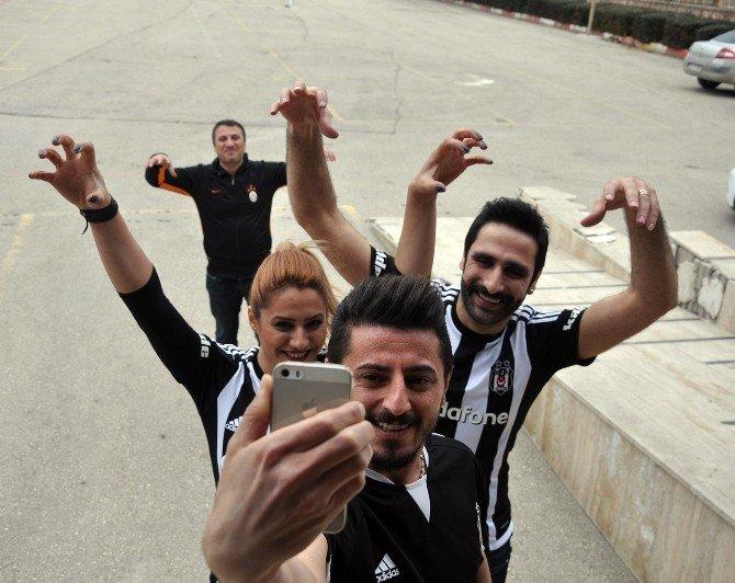 Beşiktaş Aşkı Nikah Masasına Da Yansıdı
