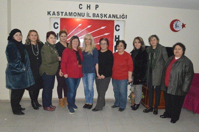 CHP'li Kadınlardan Öğrenci Sayısı Tepkisi