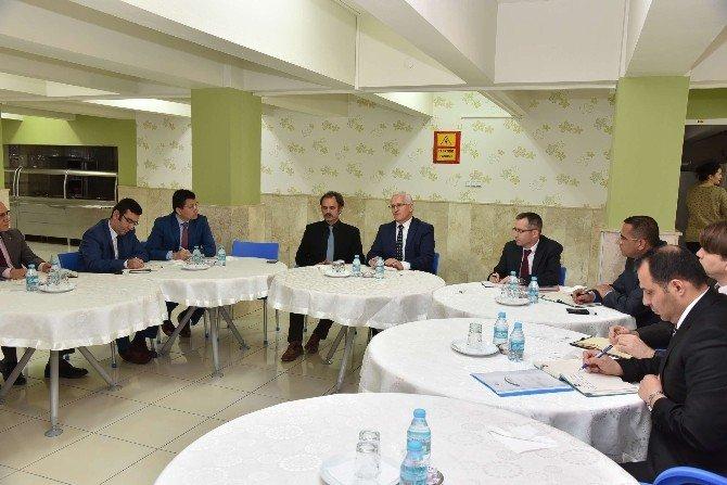 Özel Eğitim Okulları Değerlendirme Toplantısı Yapıldı