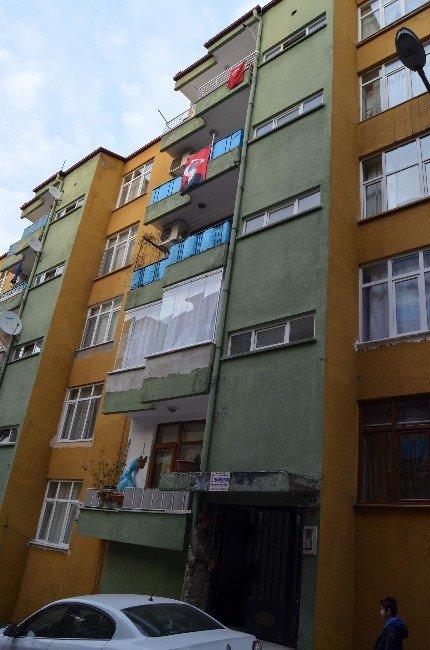 Trabzon'a Şehit Acısı Düştü