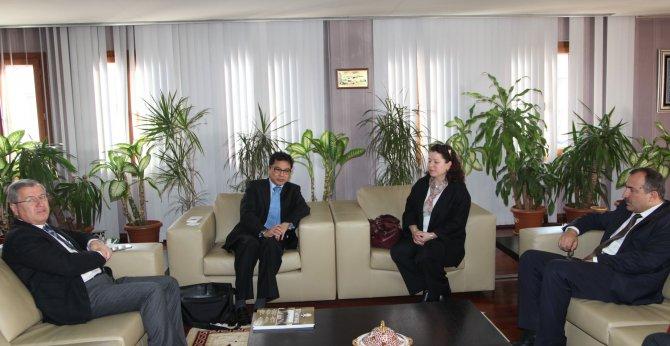 Endonezya'dan Adanalı iş adamlarına yatırım ve işbirliği daveti