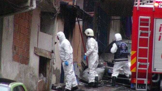 Suriyeli 2 kardeş yangında öldü