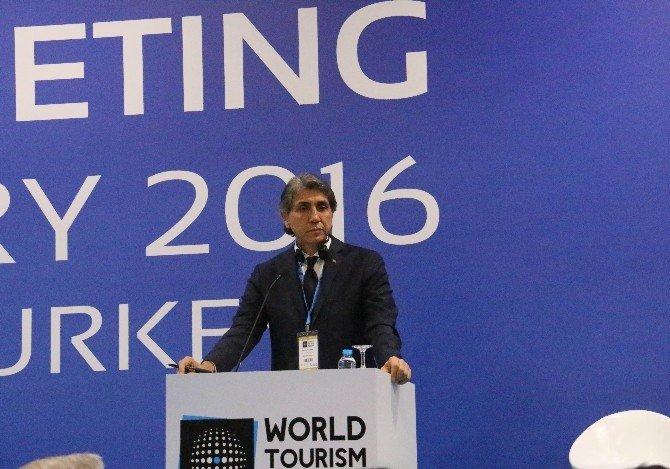 World Tourism Forum'da Tarihi Yarımada Tanıtıldı