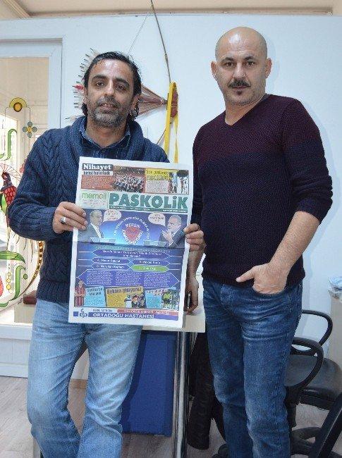 Emre Belözoğlu'nu Hedef Gösteren Gazeteye Ceza