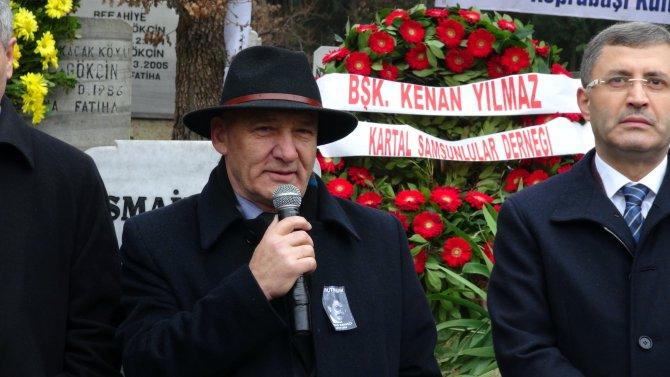 Adnan Kahveci, ölümünün 23. yılında anıldı