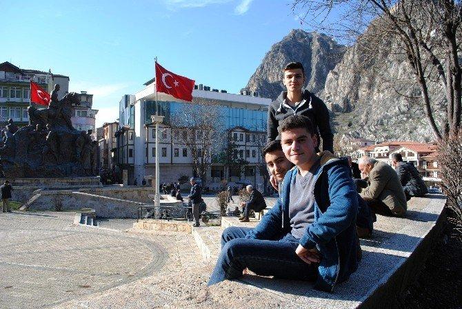 Amasya'da Şubat Baharı