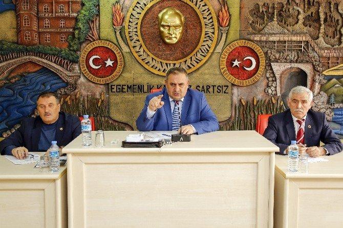 Gümüşhane İl Genel Meclisi'nin Şubat Ayı Toplantıları Sona Erdi