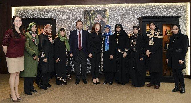 Maltepeli Ve İranlı Kadınlar El Ele Verecek