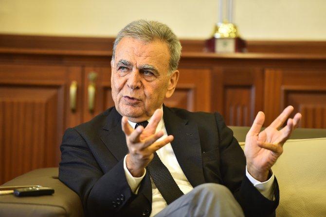 Başkan Kocaoğlu: Ankara'da verimli toplantılar yaptık