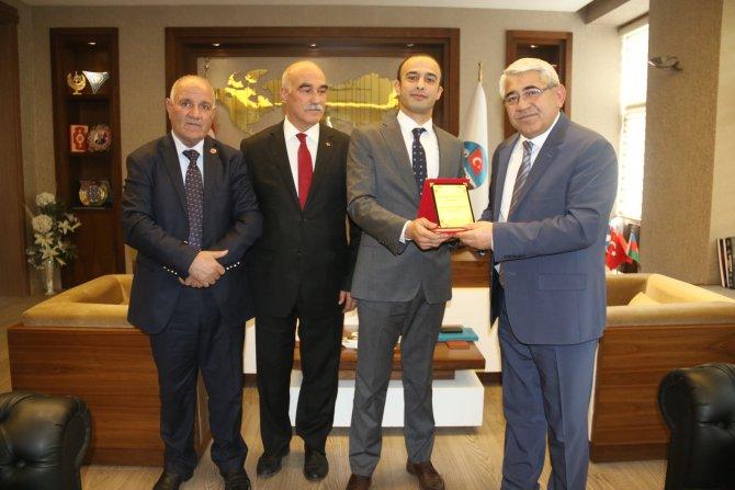 Belediye Spor Kulübü Başkanı: Hedef 1. lig