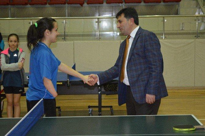 Engelli Sporcu Milli Takımda Azmi İle Herkese Örnek Oldu
