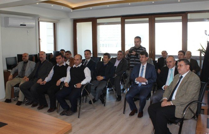 Milletvekili Dedeoğlu, Kalkan'ı Ziyaret Etti