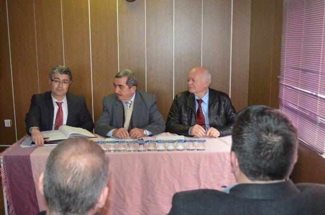 Odalar Arası Dayanışma Komisyonu Kula'da Toplandı