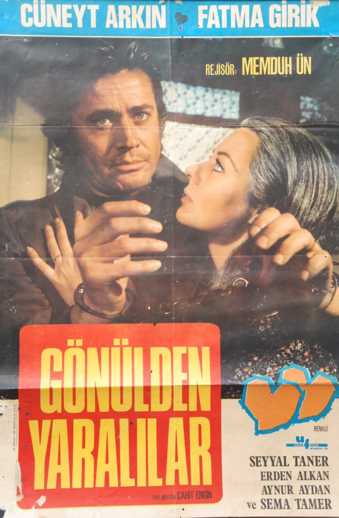 Sinema afişleri nostaljisi