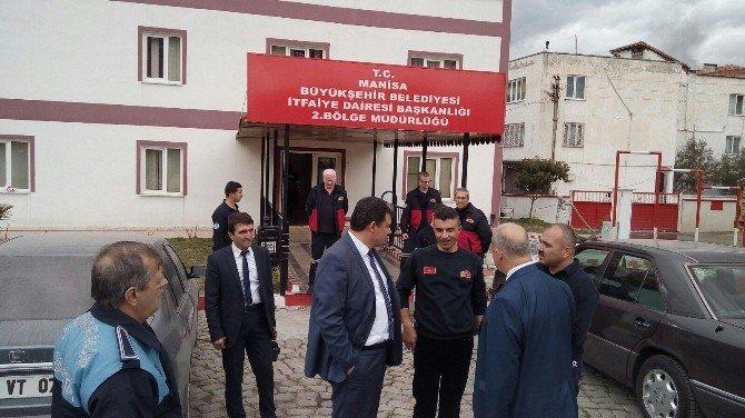 Büyükşehir Zabıta Soma'da Birim Kuruyor