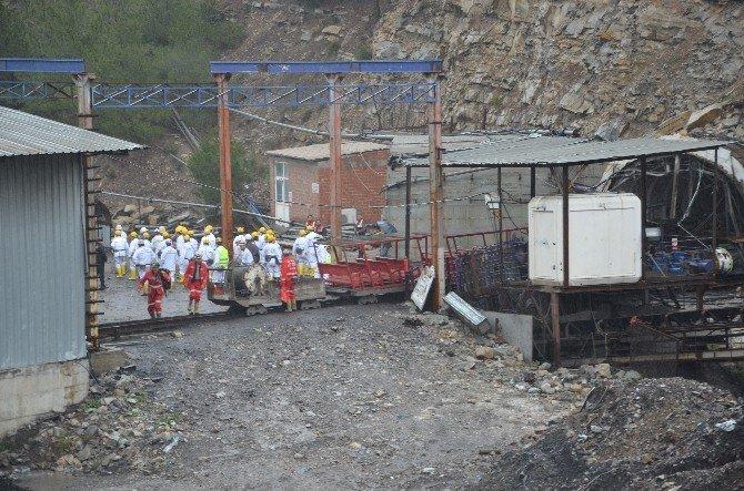 Soma'daki Maden Faciasında Bilirkişi Heyeti İncelemelerini Tamamladı