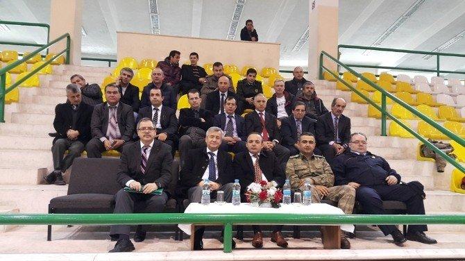 Burhaniye'de Masa Tenisi Heyecanı Yaşandı
