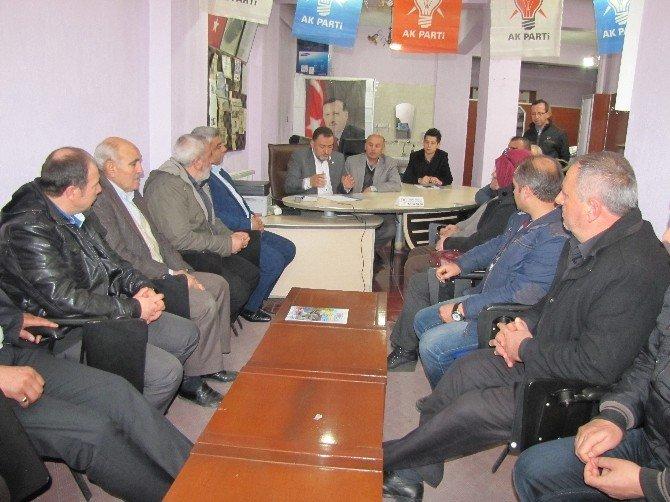 """Milletvekili Nazlı, """"Türkiye'de Kürt Sorunu Diye Bir Sorun Hiç Olmadı"""""""