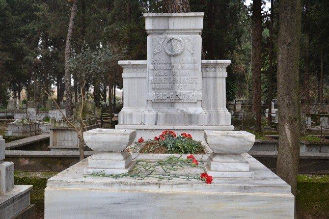 Nazilli'de Demirci Mehmet Efe Unutulmadı